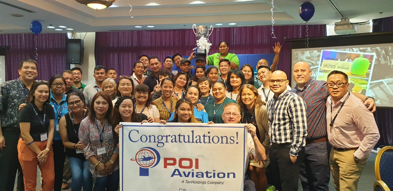 Double Win at Poi Aviation