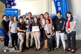 POI Aviation Wins Quality First Award from United Airlines