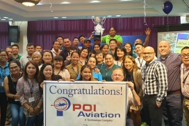 Double Win for POI Aviation